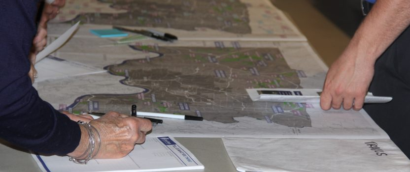 Thanks for participating in the Community Visioning Workshop